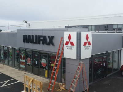Mitsubishi Halifax