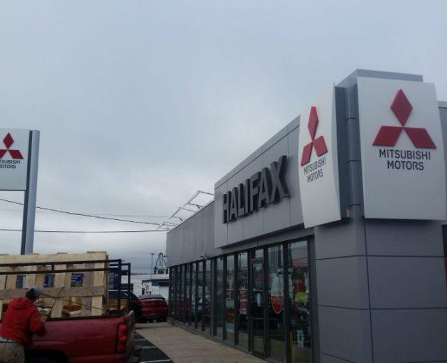 Mitsubishi Motors Halifax